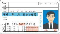 ブルー免許
